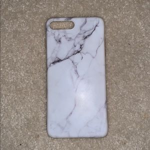 Accessories - Matte marble iPhone 7/8 plus case
